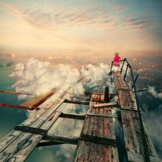 Down to the world by Caras Ionut on 500px