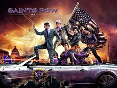 Saints Row 4.This game is madly addicting, be prepared to get sucked in. BTW...for the best game cheats, tips,DL, check out: http://cheating-games.imobileappsys.com/