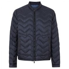 Quilted shell jacket, Jackets, Harvey Nichols Store View