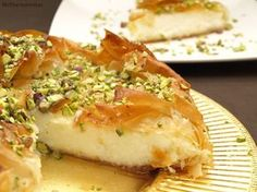 Dulce Real (de Siria) - MisThermorecetas Moroccan Desserts, Persian Desserts, Lebanese Desserts, Easy Cooking, Cooking Time, Cooking Recipes, Arabic Food, Arabic Dessert, Middle Eastern Recipes