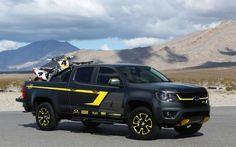 2014  SEMA SHOW  F-150   ... Colorado Performance Concept For 2014 Sema Show Front Three Quarter 02