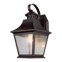 bel air lighting stewart 1 light outdoor rubbed oil bronze incandescent wall light