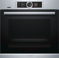 Buy Bosch Built-In Single Oven with Home Connect, Brushed Steel from our Built in Ovens range at John Lewis & Partners. Free Delivery on orders over Bosch Appliances, Kitchen Appliances, Kitchen Stove, Micro Onde Whirlpool, Four Pyrolyse, Bosch Siemens, American Style Fridge Freezer, Home Appliance Store, Ovens