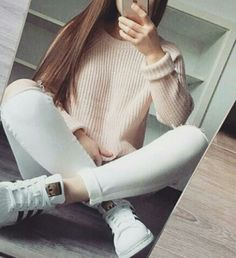 Awesome Cute Clothing Styles For Teenage Girls Check more at http://24myfashion.com/2016/cute-clothing-styles-for-teenage-girls/