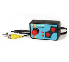 Buy Retro Games Controller - Plug & Play at Argos.co.uk, visit Argos.co.uk to shop online for Gadget and novelty gifts, Gifts