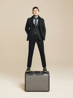 The Class' Winter 2013 Visuals With Yoo Ah In | Couch Kimchi