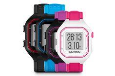 Garmin's Forerunner 25 watch