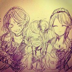 Diabolik lovers  Sakamaki brothers mothers