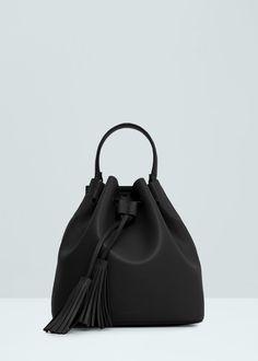 Bucket bag - Bags for Women | MANGO USA