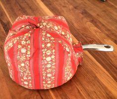 片手鍋用鍋帽子。