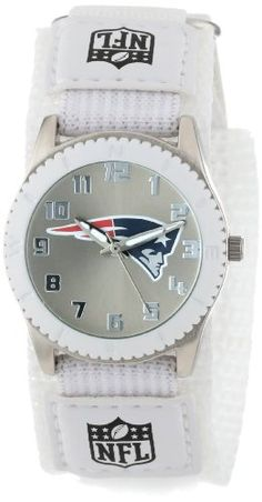 Game Time Mid-Size NFL-ROW-NE Rookie New England Patriots Rookie White Series Watch Game Time,http://www.amazon.com/dp/B004OQ4OPI/ref=cm_sw_r_pi_dp_6g1Yrb19PTDVJ30J