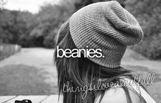 Beanies. It gets super cold at night! Cold weather gear is a must!