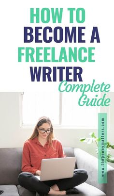 Freelance writing is a lucrative way to make money online. In this guide I take you through everything you need to know about freelancing. You'll learn how to become a freelance writer, where to find jobs and how to stay productive #makemoneywriting #freelancing #freelancejobs #freelancewebsites Successful Business Tips, Home Based Business, Online Business, Make Money Writing, Way To Make Money, Make Money Online, Business Inspiration, Business Ideas, Where To Find Jobs