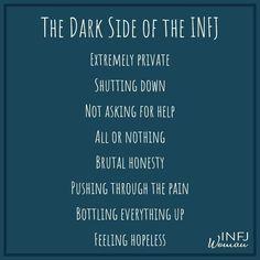 Infj Traits, Infj Mbti, Intj And Infj, Isfj, Infp Personality, Myers Briggs Personality Types, Advocate Personality Type, Personalidad Infj, Infj Love
