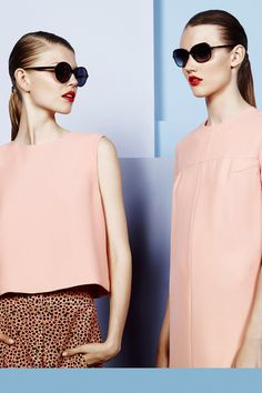 Cacharel | Spring 2014 Ready-to-Wear Collection | Style.com