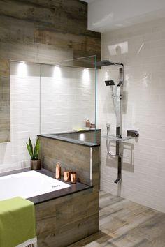 4120 Raven™ by Caesarstone Steam Showers Bathroom, Bathrooms, Shower Shelves, Shower Surround, Shower Remodel, Harvey Norman, Bathtubs, Kitchen, Design Ideas