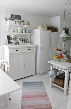 More little Swedish kitchen love....