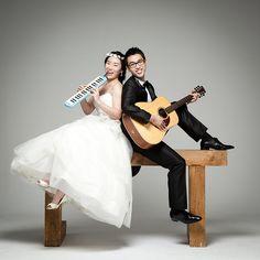 A musical Couple