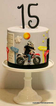Harley Davidson Motorcycle Cake Cakes Beautiful Cakes for the