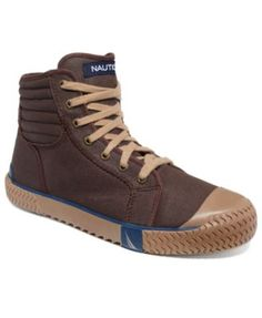 Nautica Pilothouse Hi-Top Sneakers