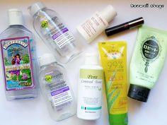 productos de belleza terminados