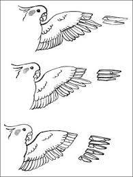 Afbeeldingsresultaat voor clip the wing parakeets