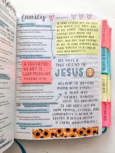 Bible Study Notebook, Bible Study Journal, Scripture Study, Bible Art, Notebook Quotes, Bible Drawing, Bible Doodling, Bible Verses Quotes, Bible Scriptures