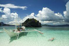 画像 : 行ってみたい!フィリピン最後の秘境リゾート『パラワン諸島』 - NAVER まとめ