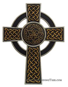 Cross ~ Celtic Classic [PT904600135] - $38.00 : The Guiding Tree | Online Metaphysical, Pagan, Body Mind Spirit Store | Statuary, Gifts, Tarot, Learning Cards, Music, Unique Gifts For Body Mind and Spirit