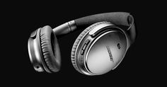 With the QC35 and QC30 headphones, Bose brings quiet-time fun with no strings attached.