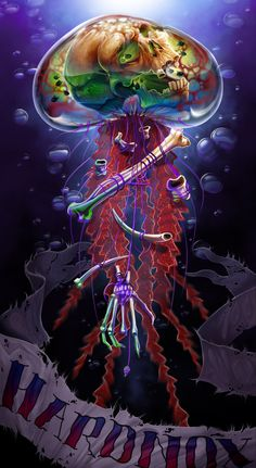 jellyfish by hardnox757