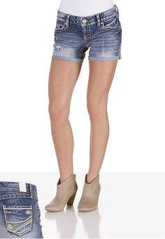 Kaylee Cuffed Shorts