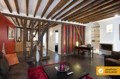 Apartment in the Carré des Antiquaires #Paris