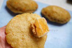 Νηστίσιμα Σκαλτσούνια με Λουκούμι Walnut Cookies, Turkish Delight, Muffin, Breakfast, Food, Morning Coffee, Eten, Cupcakes, Muffins