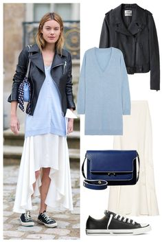 Shop the Street Style Look: Keep It Casual