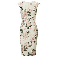 Buy Phase Eight Carolina Dress, Multi, Multi, 6 Online at johnlewis.com