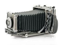 Linhof Technika IV 4X5 Field Camera