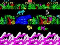 My favourite zx spectrum game  Sabre Wulf, a maze game and would spend hours playing it