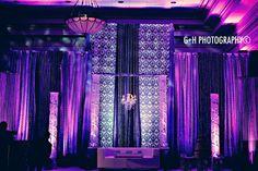 Magnificent Reception stage decor