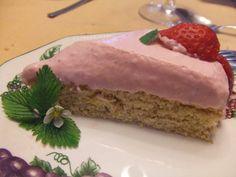 """Pastel de cumpleaños """"Los 30 de María"""". Ver la receta http://www.mis-recetas.org/recetas/show/40654-pastel-de-cumpleanos-los-30-de-maria"""