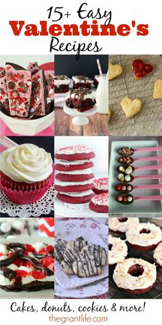 Easy Valentine's Recipe Ideas - The Grant Life