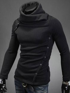 Bstge Mens Hip Hop Fashion Alphabet Pirnt Hoodie Sweatshirt