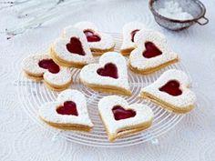 Gefüllte Herzen Rezept - Chefkoch-Rezepte auf LECKER.de | Kochen, Backen und schnelle Gerichte