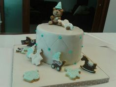 Cake baby boy