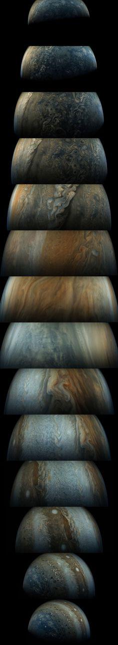 Juno's Approach to Jupiter; Review World Nasa juno, Juno