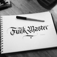 FunkMaster 3000 by Letter Shepherd, via Flickr