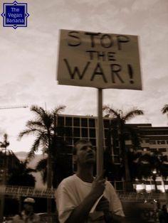 Stop The Vegan War!