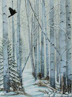 "Saatchi Art Artist: Stanza Widen; Found Objects 2013 Collage ""A Winter's Tale - SOLD"""