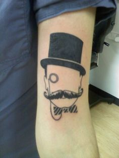 Tattoo like a sir!