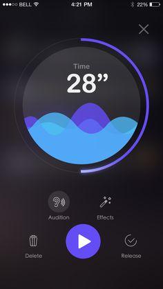 UI 디자인 - 원부붕에 그래픽부분을 참고하면 좋을것 같다. 밑에 또한 사용부분을 깔끔하게 픽토로 나타내서 한눈에 잘 보이는 구성이라 참고하면 좋을것같다.